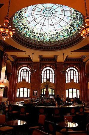 The dome bar is pretty cool dome restaurant el paso traveller reviews tripadvisor for Marty robbins swimming pool el paso