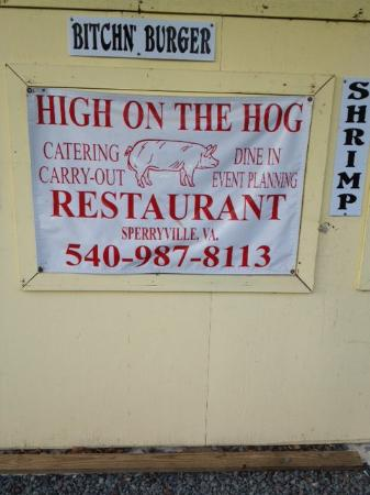 High on the Hog BBQ