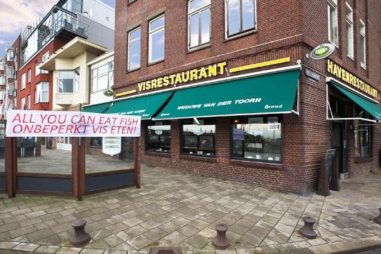 Havenrestaurant de Weduwe van der Toorn
