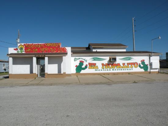 Photo of Food El Nopalito at 614 42nd St, Galveston, TX 77550, United States