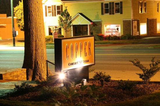Copper Modern Indian Cuisine