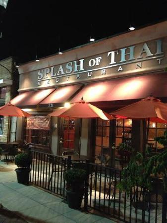 Splash of Thai
