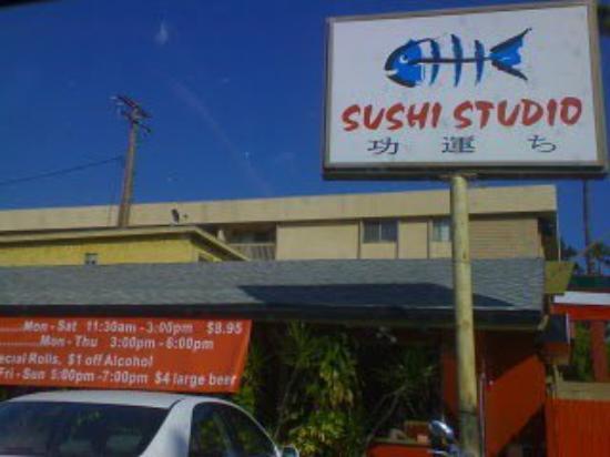 Sushi Studio Closed