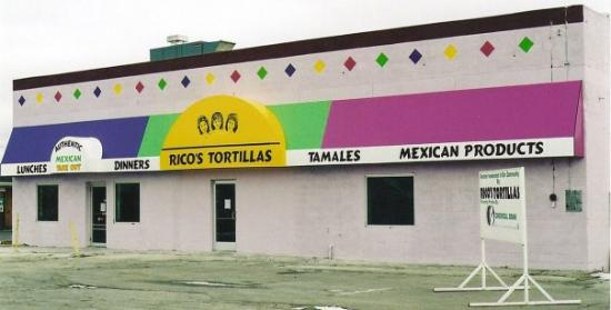 Rico's Authentic Mexican Take