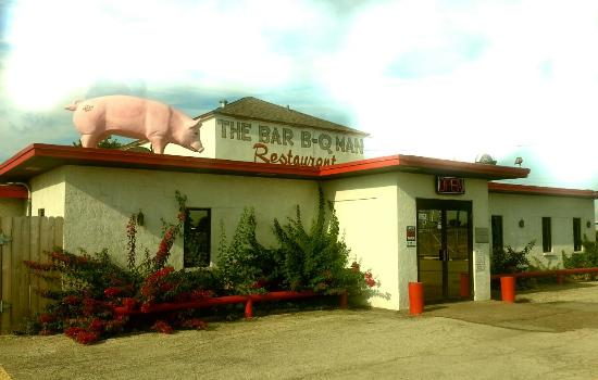 Bar-B-Q Man Restaurant