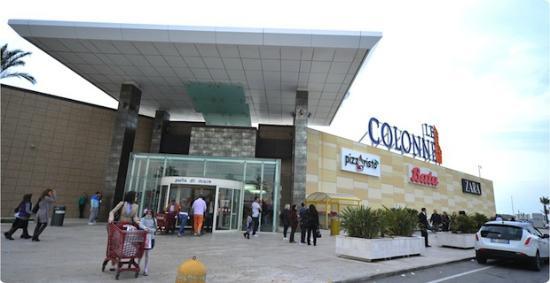 Centro Commerciale Le Colonne