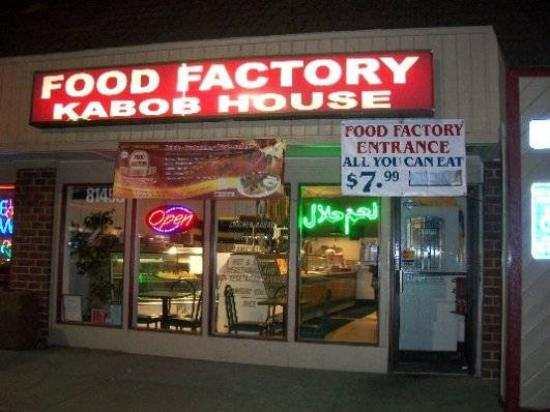 Food Factory Ii College Park Menu Prices Restaurant