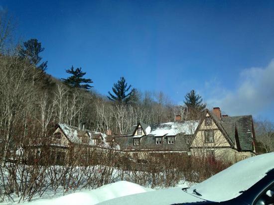 Hart's Location, Nueva Hampshire: Notchland Inn