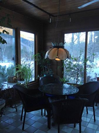 Hart's Location, Nueva Hampshire: Sun Room
