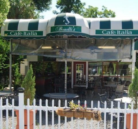 The Best Italian In Pensacola Review Of Bonelli S Cafe
