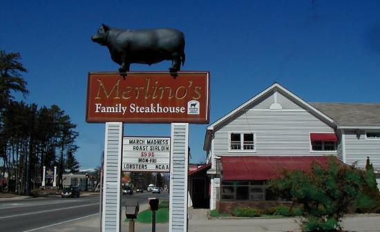 ‪Merlino's Family Steakhouse‬