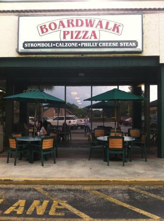 Boardwalk Pizza Winter Park Menu Prices Restaurant Reviews Tripadvisor