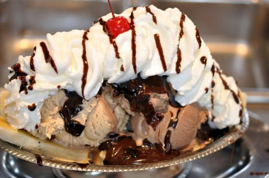 Cabot S Ice Cream Restaurant Newton Menu Prices Reviews Tripadvisor
