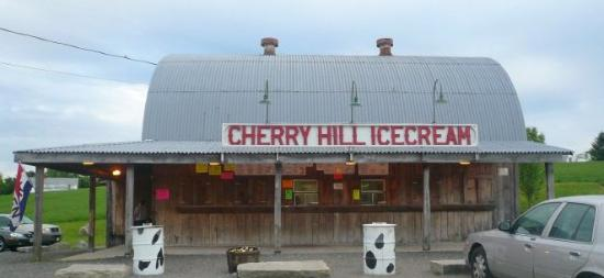Cherry Hill Ice Cream
