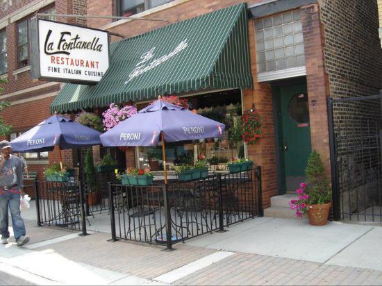Fontanella Restaurant Chicago