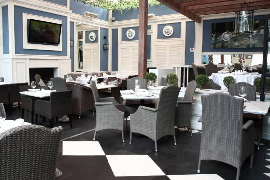 Casa Anis Restaurante  Mexico DF