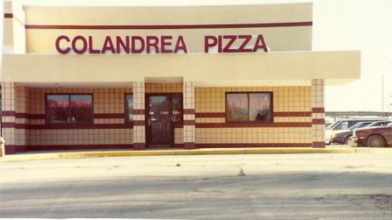 Colandrea's Pizza King