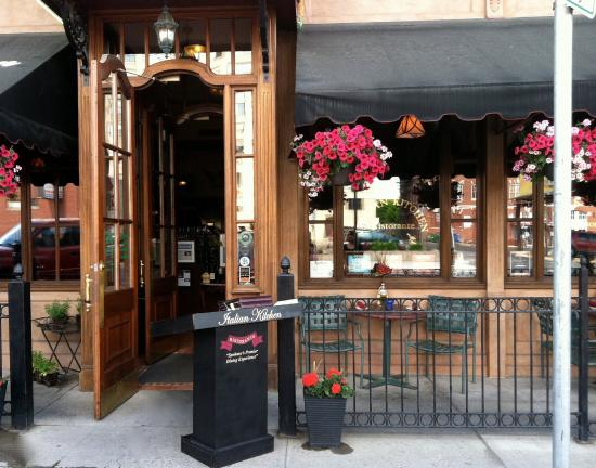 Italian Kitchen Restaurant Spokane