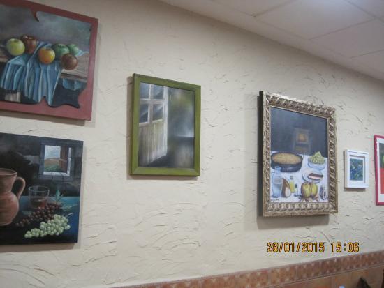 Foto de la migueria zaragoza decoracion con cuadros for Cuadros decoracion zaragoza