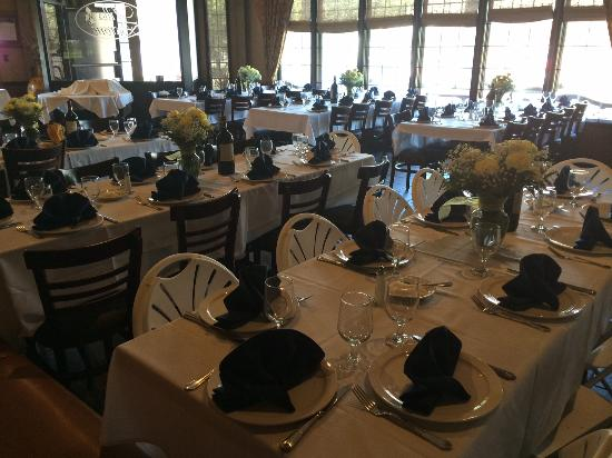 Good Food Service Restaurant Review Of Villa Barone Robbinsville Nj Tripadvisor