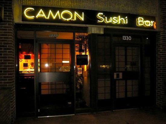 Camon Japanese Restaurant Columbia Sc