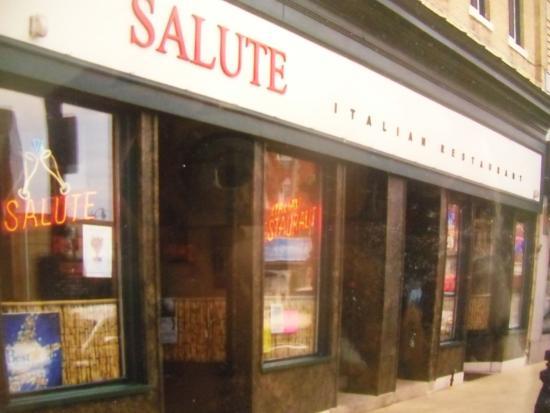 Salute Italian Restaurant Racine Menu Prices Reviews Tripadvisor