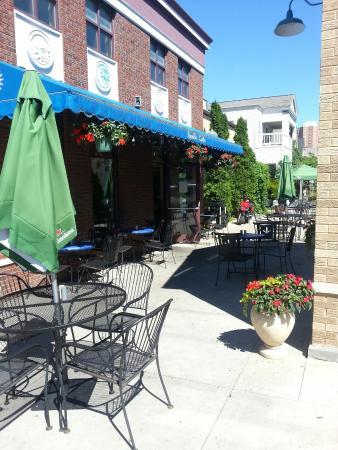 Apollo Cafe Milwaukee Lower East Side Menu Prices