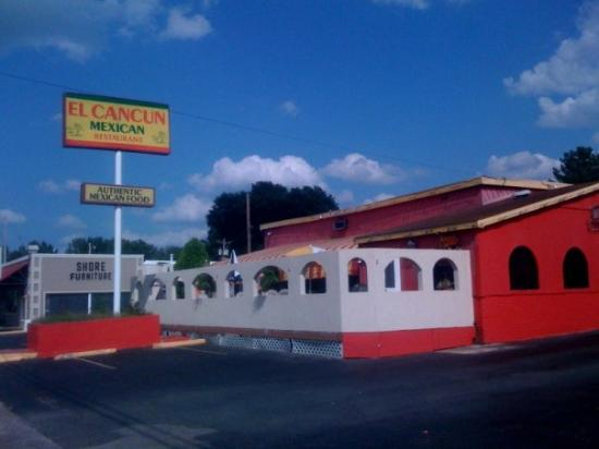 Excellent Lunch Specials Review Of El Cancun Mexican Restaurant Rock Hill Sc Tripadvisor