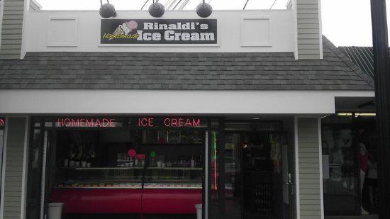 Rinaldi's Homemade Ice Cream