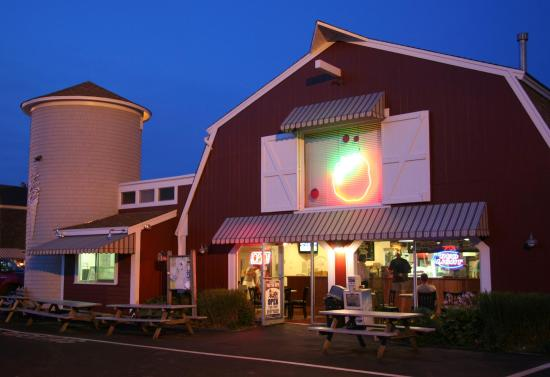 Red Barn Pizza & More, Eastham - Restaurant Reviews, Phone ...