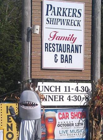 Parkers Shipwreck Tavern
