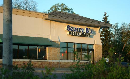 Scotty B's Restaurant