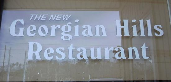 New Georgian Hills Restaurant