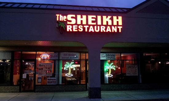 The Sheikh Restaurant
