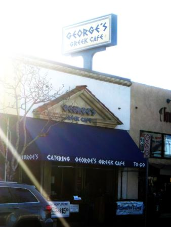 George's Greek Cafe