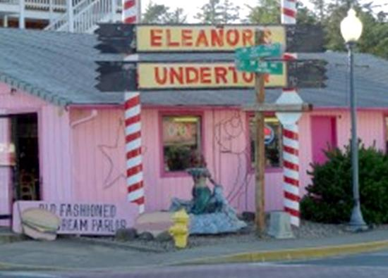 Eleanor's Undertow Takeout : profile_pictures_album_cover