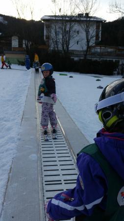 Hotel Kärntnerhof: Ski school - not for recommendation