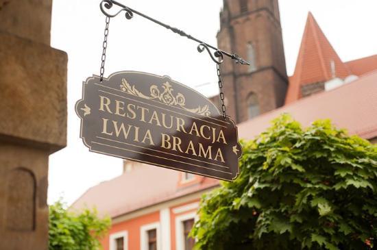 Restauracja Lwia Brama