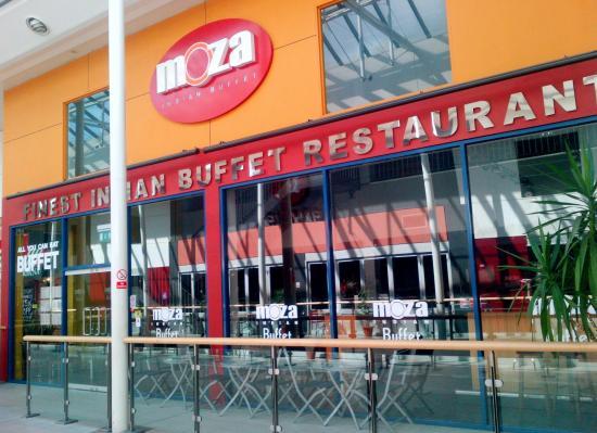 Chinese Restaurant In Festival Leisure Park Basildon
