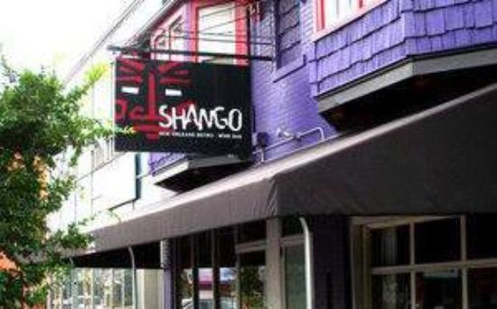 Shango Restaurant Menu Buffalo