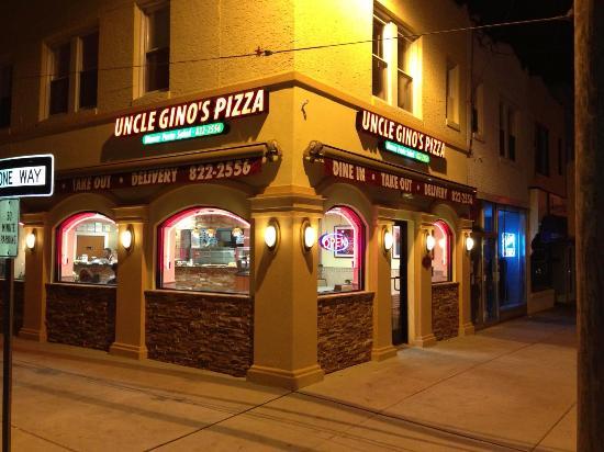 Uncle Gino S Pizza Ristorante Ventnor City Menu Prices Restaurant Reviews Tripadvisor