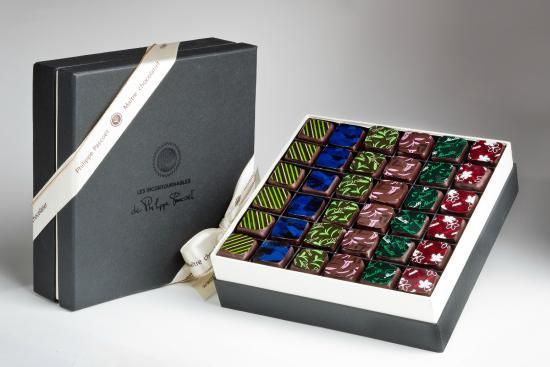 Philippe Pascoet, Maitre Chocolatier Suisse