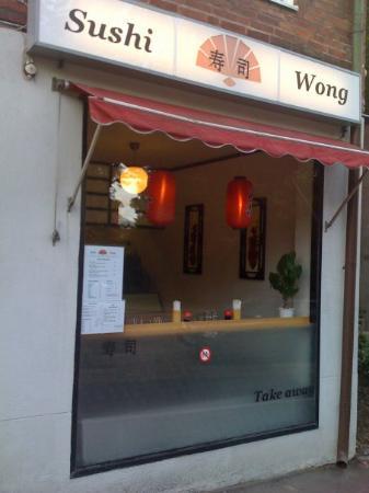 Sushi Wong