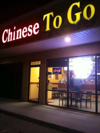 Chinese To Go