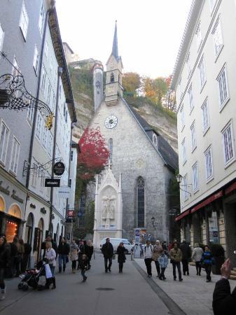 St. Blasius Church : St. Blasius Kirche, Salzburgo