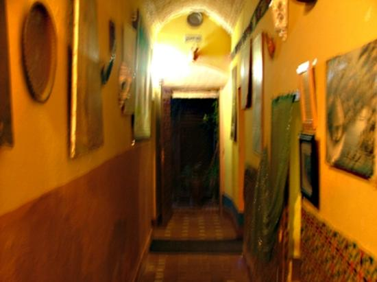 Casa Museo Árabe Yussuf al Burch: Entrance