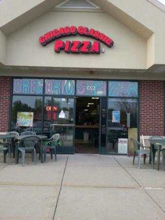 Gregorio's Pizza