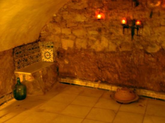 Casa Museo Árabe Yussuf al Burch: Arab Hamam