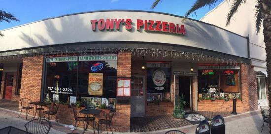 Tony's Pizzeria & Ristorante