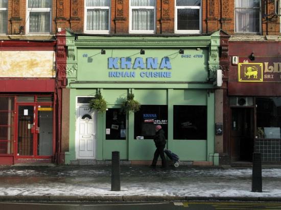 Khana Indian Restaurant London